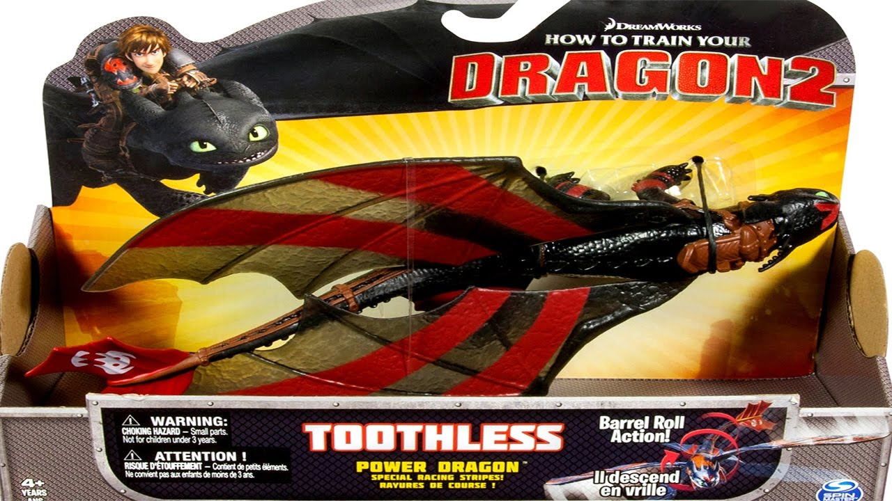 How To Train Your Dragon Toothless Toy