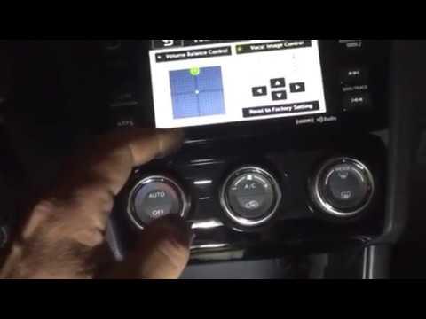 2016 2017 Subaru Wrx Correct Radio Setting