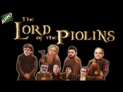APM? - The Lord of the Piolins