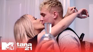 Here's Why Tana's Friends Don't Trust Jake Paul | MTV No Filter: Tana Turns 21