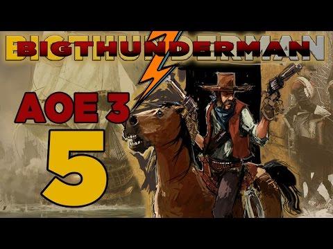 [M5] Age of Empires 3: Dutch 3v3