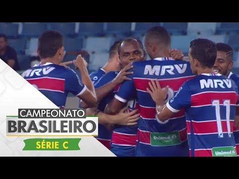 Melhores Momentos - Cuiabá 2x2 Fortaleza - Série C (11/06/17)