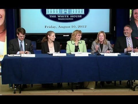 PTA Day at the White House: Community Leaders Briefing