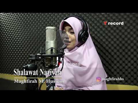 Maghfirah M Hussein Shalawat Nariyah Full HD