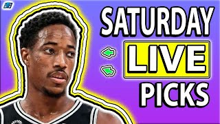 DRAFTKINGS NBA PICKS SATURDAY FEBRUARY 6TH PICKS   NBA DFS PICKS 2021