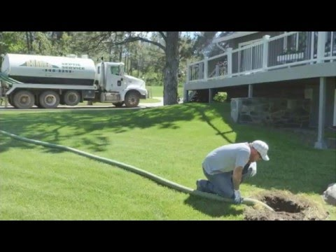 Septic Tank Pump Out Service in Akron