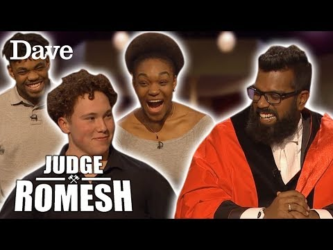 Brother Interrogated Sisters First Date | Judge Romesh