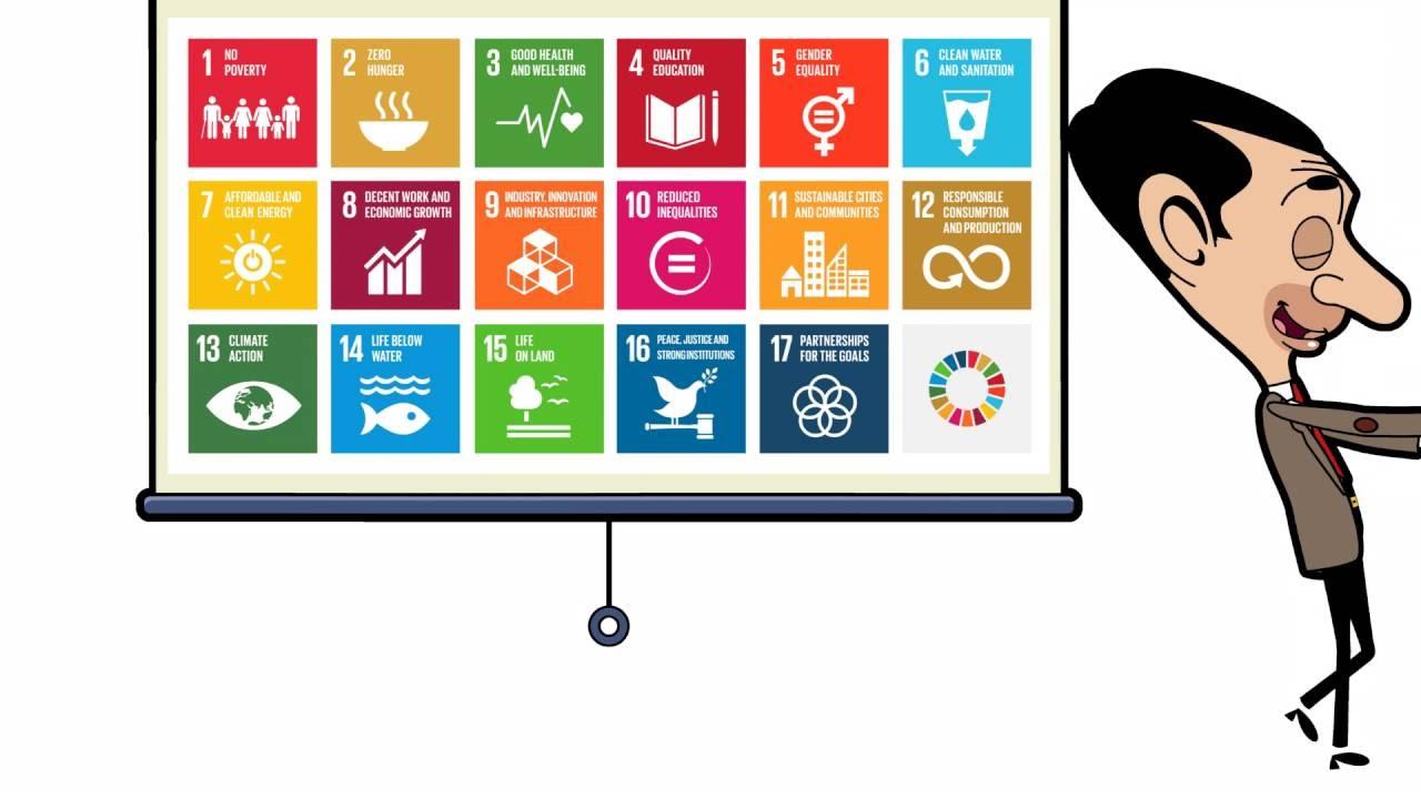 Download Mr Bean Teaches The Global Goals | Global Goals