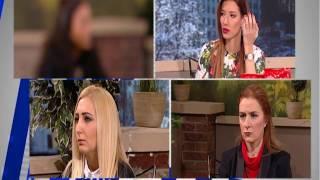 Dobro Jutro - Jovana & Srdjan - zrtva zlostavljanja, T. Kostic, O. Novakovic - 15.02.2017.