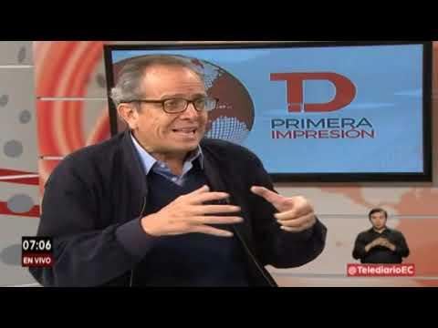 Primera Impresión: Alberto Acosta, Economista