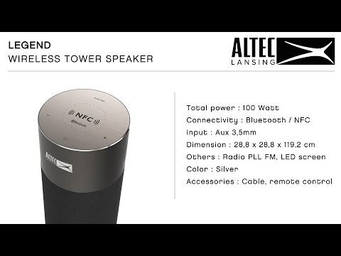 LEGEND - Altec Lansing