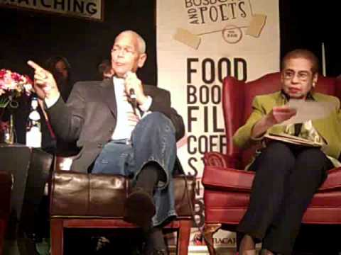 CIVIL RIGHTS LEADERS ELEANOR HOLMES NORTON, JULIAN BOND & JOHN LEWIS - PART 1