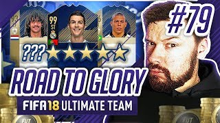 MY DREAM TEAM! - #FIFA18 Road to Glory! #79 Ultimate Team