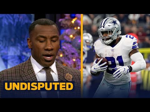 Would Dallas be better off if Ezekiel Elliott accepted his suspension earlier? | UNDISPUTED