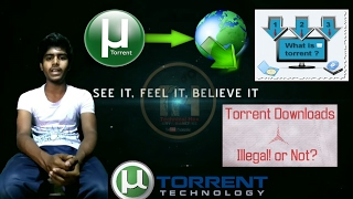 Video How To Download Or What Is Torrent (Illegal or Legal) - Explain Torrent - By Arya Banerjee [ Hindi ] download MP3, 3GP, MP4, WEBM, AVI, FLV Juli 2017