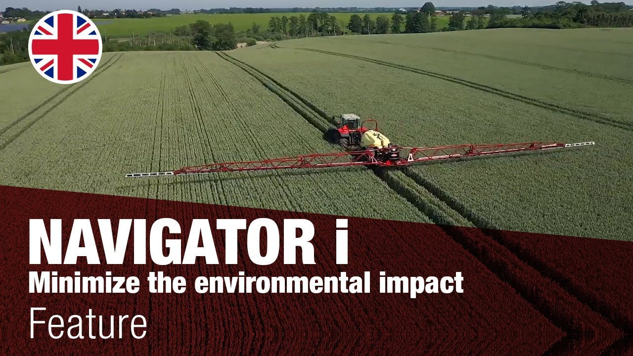 NAVIGATOR i - Minimize the environmental impact with intelligent features