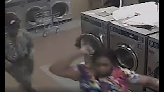 Video: Suspects in attack on transgender woman at a DC laundromat caught on camera | FOX 5 DC