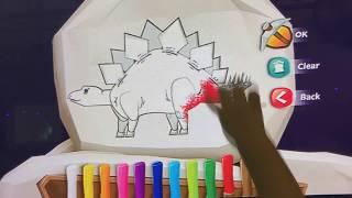 움직이는 거대공룡 다이노소어 공룡보러 다녀왔어요jurassic dinosaur park 리틀조이