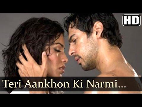Teri Aankhon Ki Narmi - Bhram-An Illusion Songs - Dino Morea - Sheetal Menon - Shaan Hits