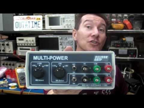 EEVblog #168 - How To Set Up An Electronics Lab