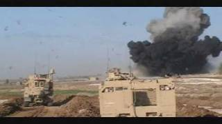 Marjah Afghanistan, 1st Battalion 6th Marines, Engineers.wmv