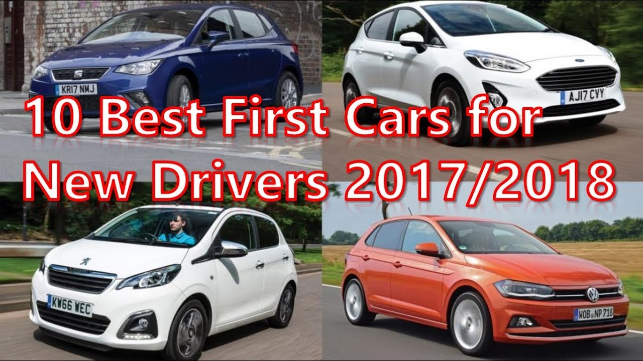 amazing 10 best first cars for new drivers 2017 2018 youtube. Black Bedroom Furniture Sets. Home Design Ideas