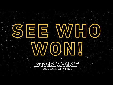 Download Youtube: See Who Won Three Epic Star Wars Experiences!