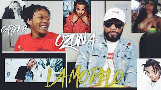 Ozuna - La Modelo Ft Cardi B ( Video Oficial ) |FVO REACTION