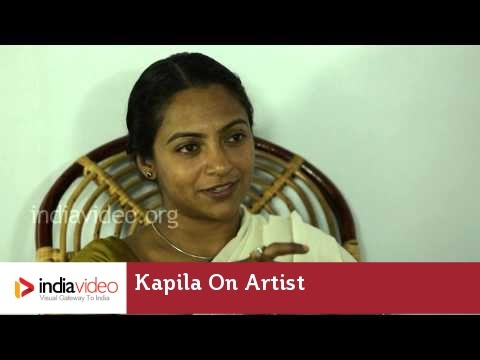 Kapila Venu on Artist and Audience