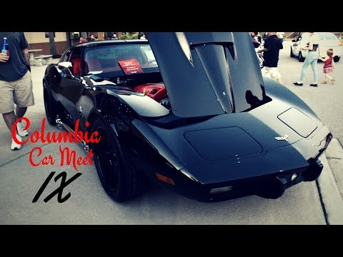 Modified CARS and a SKYLINE R32 at Car Show | Vintage, Tuner, Import | Columbia Car Meet IX