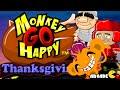 Monkey Go Happy Thanksgiving Walkthrough
