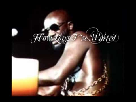 Isaac Hayes the look of love video with lyrics