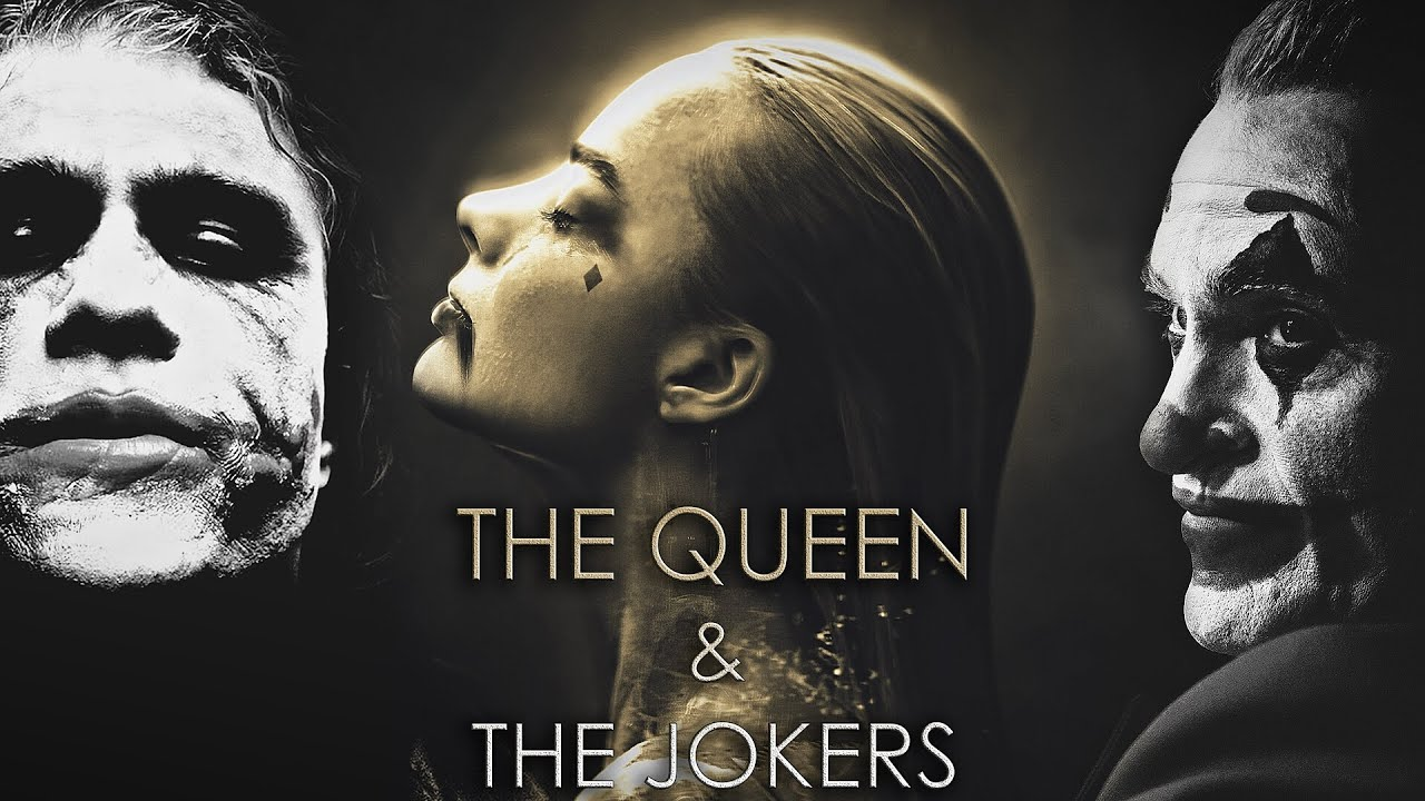"""Download """"THE QUEEN & THE JOKERS"""" 