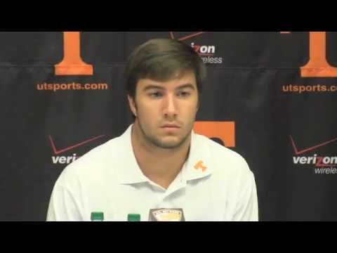 #VolReport: Justin Worley and James Stone Media Session (7/31/13)