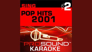 Just My Imagination (Running Away With Me) (Karaoke Lead Vocal Demo) (In the Style of Gwyneth...