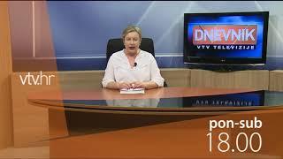 VTV Dnevnik najave 18. lipnja 2019.