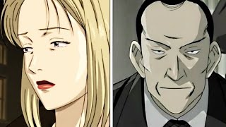 Looking At Detective Lunge & Eva Heinemann (Monster)