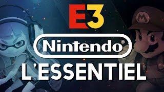 NINTENDO, ce qu'il ne fallait pas manquer   E3 2018