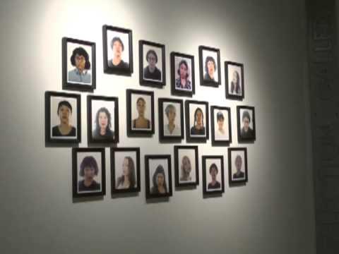 3-D Interactive Art Exhibit