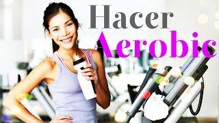 Musica para hacer aerobicos en casa, bailable y rapidos