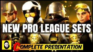 pro league skins r6 videos, pro league skins r6 clips