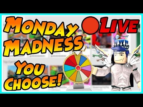 🔴 MONDAY MADNESS - HUGE GIVEAWAY .. !DISCORD [PG]