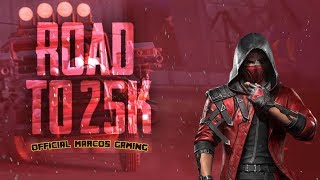 only 120 subs needed Road to 25k YT Family #Piro #Noob #PUBGMobile #Gameplay with #MARCOS #SOULJA