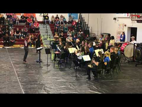 Southgate Anderson High School Symphonic Band 2017