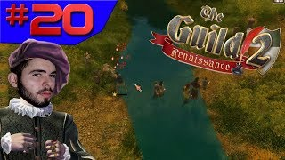 A MORTE DO REI (FIM)!!! - The Guild 2 Renaissance #20 - (Gameplay/PC/PT-BR) HD