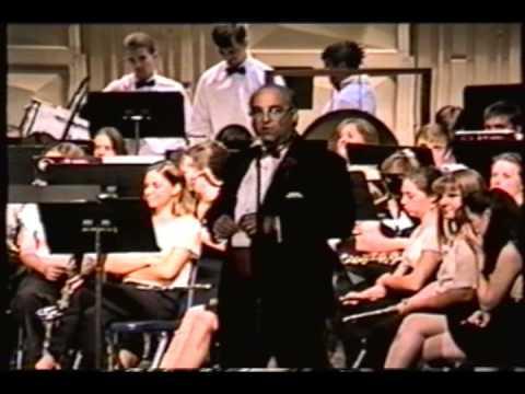 1996 Spring - Sullivan East High School Concert Band