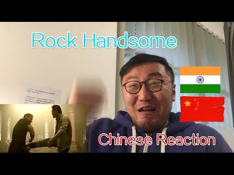 Chinese React To Rocky Handsome Last Fight Scene|Chinese Reaction|