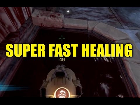 Super fast Healing with Blood Pool
