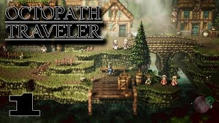 Video de PRIMROSE Y OLBERIC - Octopath Traveler - Directo 1