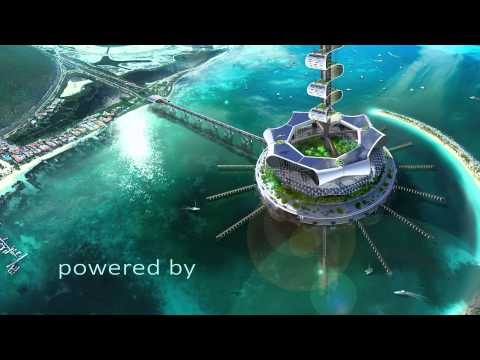 OFFSHORE ECO-PLATFORMS: The Stewards of the Seas (HD)